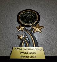 Akron Relay Trophy